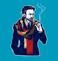 beardy by suhnarl