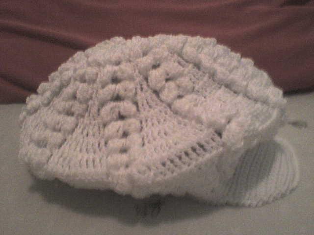 Boinas crochet patrones - Imagui