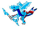 Dragon sprite fusion (pokemon sprites) by ckrella