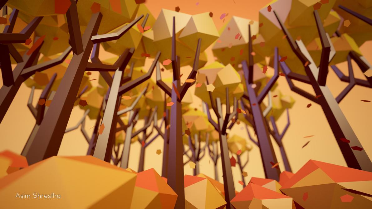 Fall by asimshrestha2