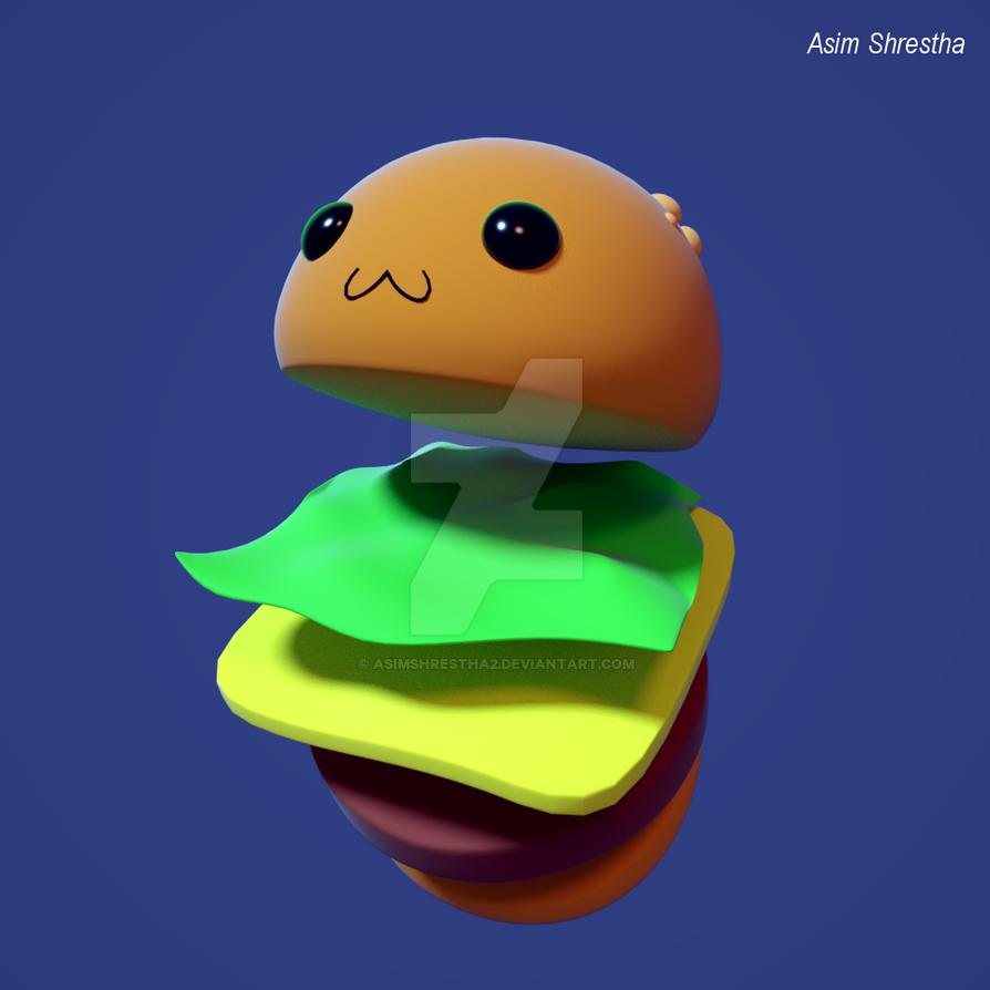 Ster's Burger by asimshrestha2