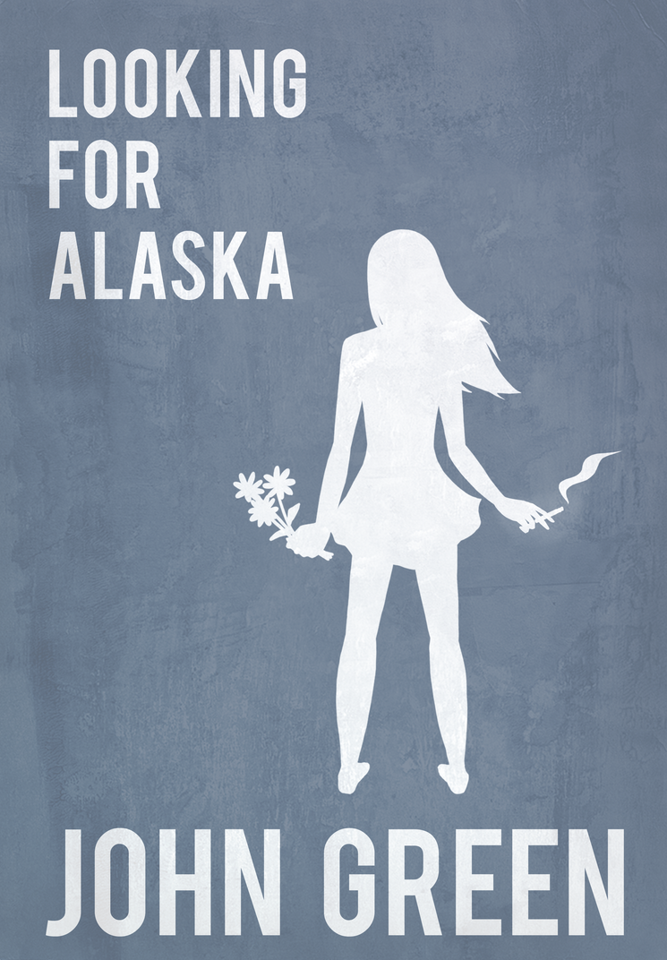 Looking For Alaska cover by YinYuHua on DeviantArt
