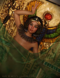 Egyptian by Laschae