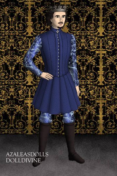 Narnian formal wear- Edmund by loverofbeauty