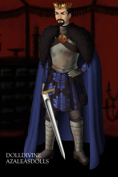 King Miraz, version 2 by loverofbeauty