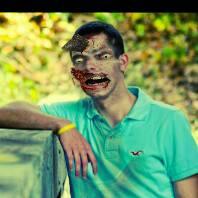 cameron frankhouser  a  zombie  by dropchrissy