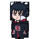 Shimeji Sasuke prev by sasuke-kun-d-haruno