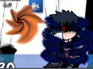 Wip Tobi y Sasuke by sasuke-kun-d-haruno
