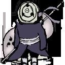 Wip Shimeji TObi Rinnegan by sasuke-kun-d-haruno