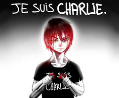 I AM CHARLIE. by x-Tsuka-x