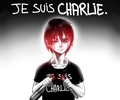 I AM CHARLIE. by x-Tsuka-x