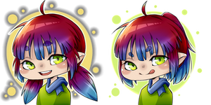 New Profile Pictures by x-Tsuka-x