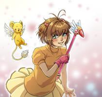 CardCaptor Sakura - Doodle by x-Tsuka-x