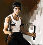 Bruce Lee theWay of the Dragon