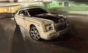 Rolls-Royce Pantom Coupe by darkdamage