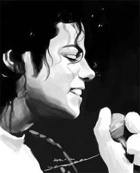Michael Jackson in Bad Tour