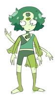 fusion: Fuchsite by questionedSleeper