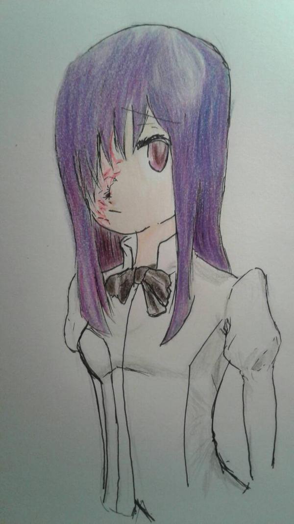 Hanako  by Phantomraccoon