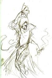 Sketch Dump: Gambit