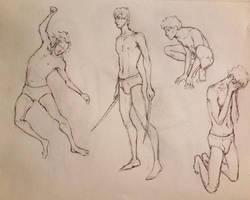 boys in underwear by FabulousFabulous
