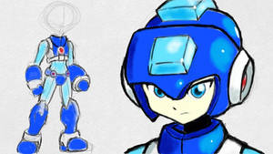 Biometal Model C: The Classic Mega Man
