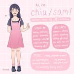 meet the artist! by chiuuee