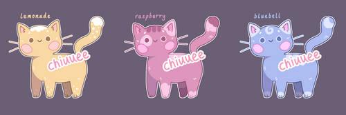 [OPEN (2/3)] Adopt Batch - Cats!