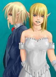 Rina and Leon