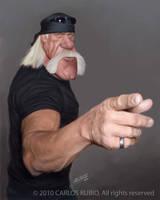 Hulk Hogan by CarlosRubio
