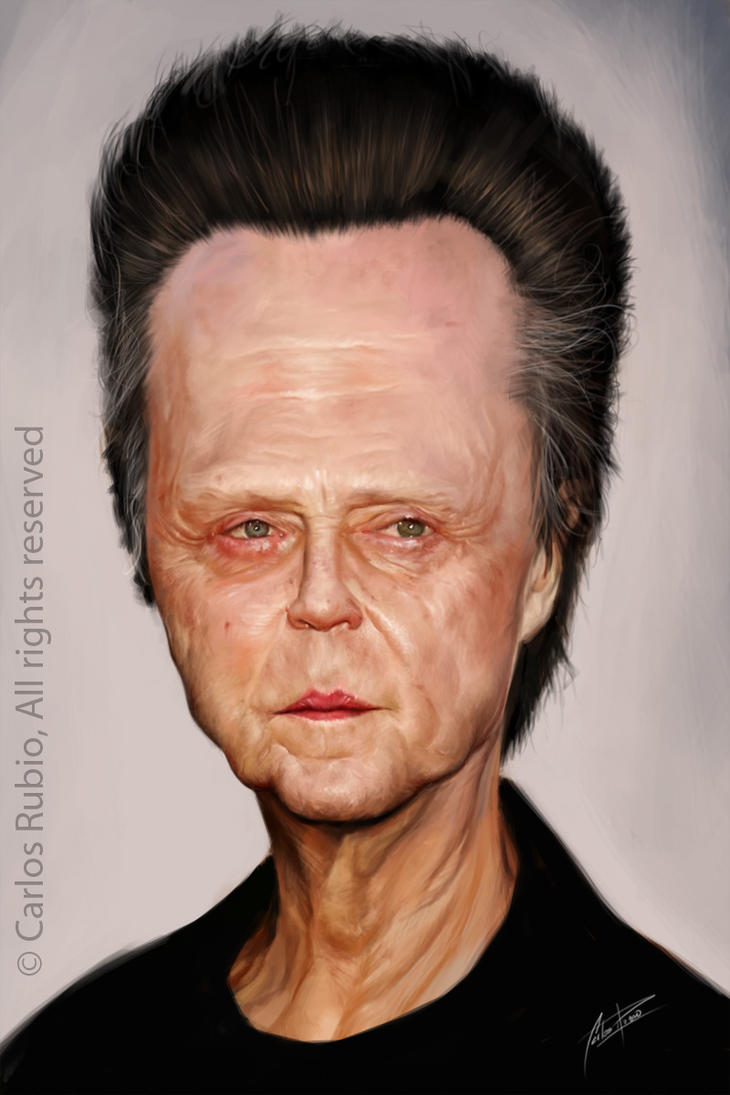 Christopher Walken Christopher Walken by