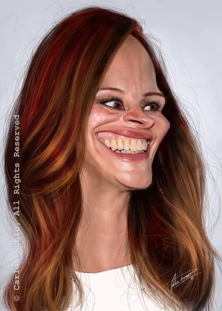 Julia Roberts by CarlosRubio