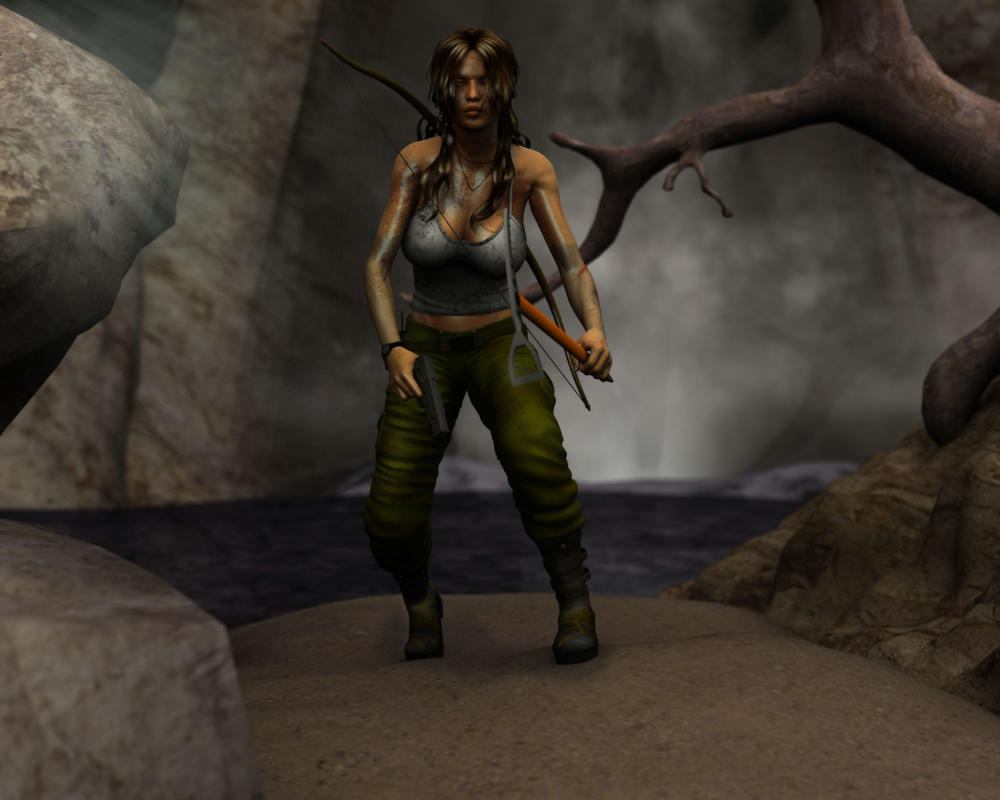 Tomb Raider Reborn Contest Entry by twosheds1