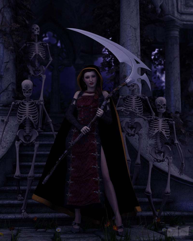 Mrs. Death by twosheds1
