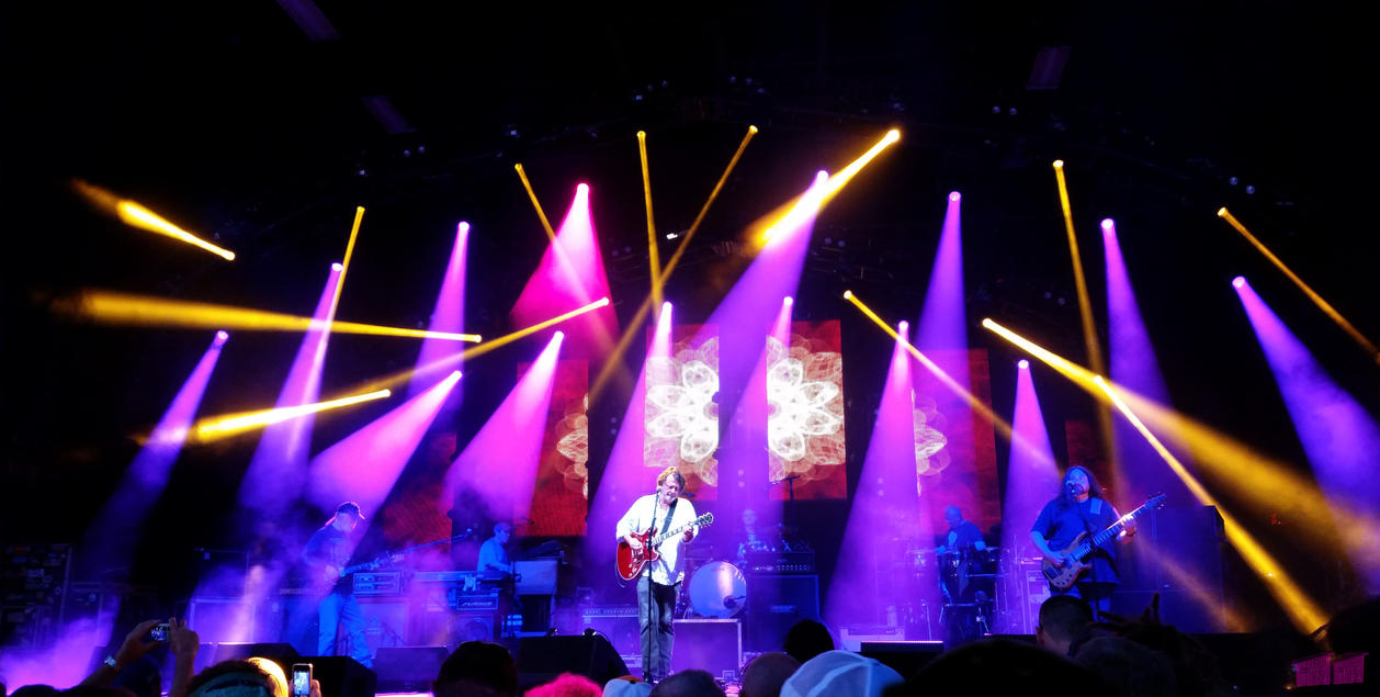 Widespread Panic 2 by twosheds1