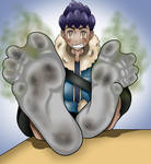 Hop's Smelly Socks