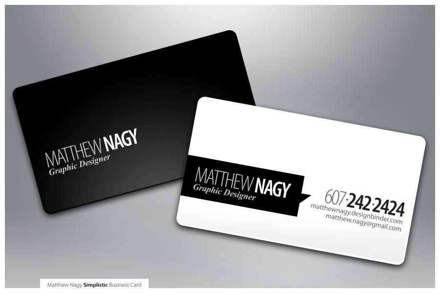 blueslaad Business Cards
