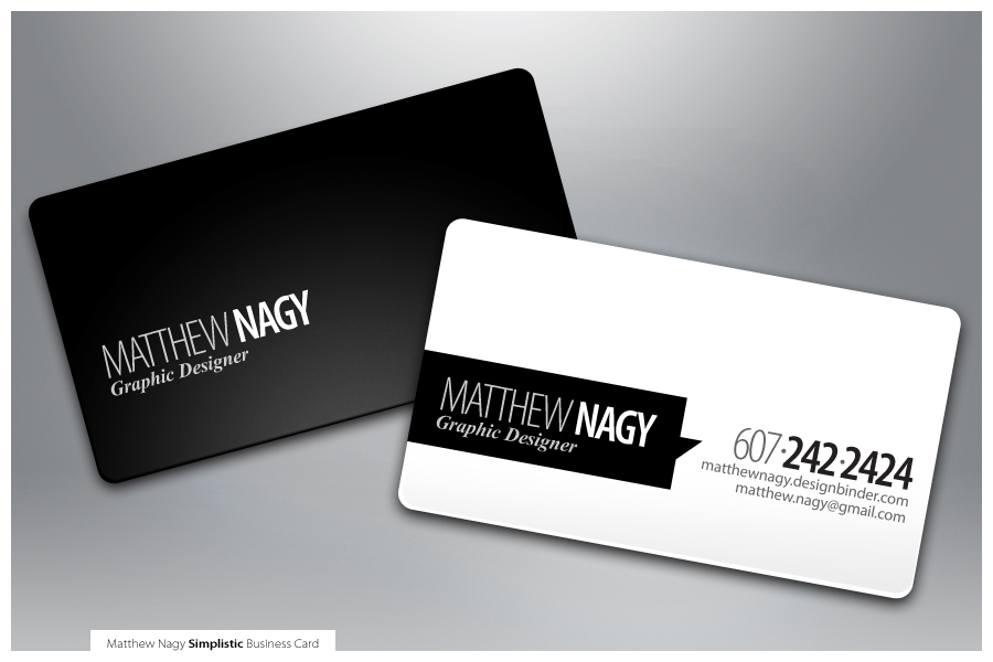 blueslaad Business Cards by mattnagy