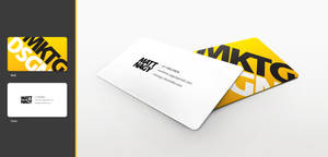 MKTG DSGN business card