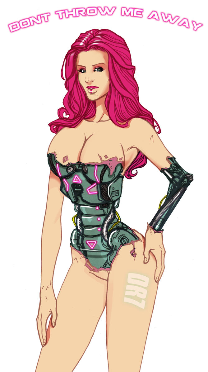 android by scottssketches