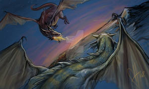 When Dragons Ruled the Earth