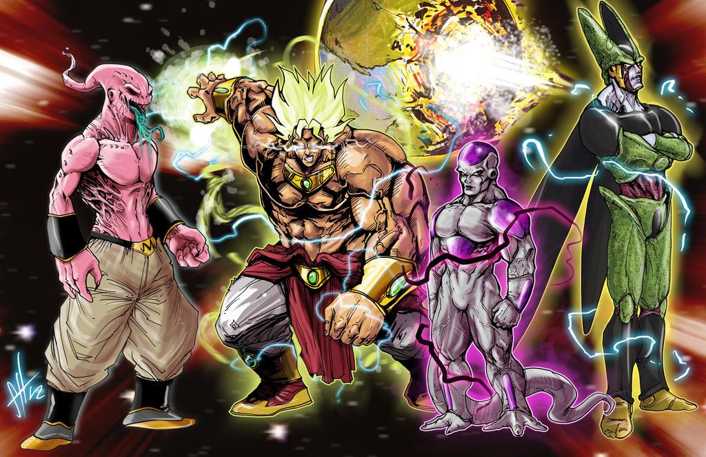 Best Dragon Ball Z Villain