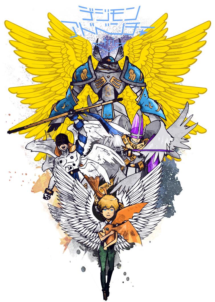 Digimon Adventure Tri 01 by nikolapanic