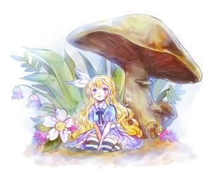 Little Wonderland by Marcherin