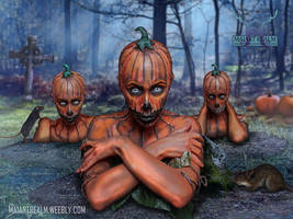 Mrs. Bhisar's Pumpkin Patch by Maiart-Realm