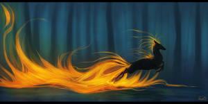 Dance among the Flames