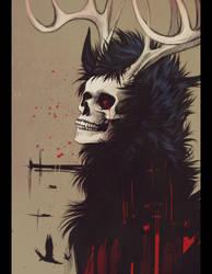 As Old as Death itself by SmolderBone