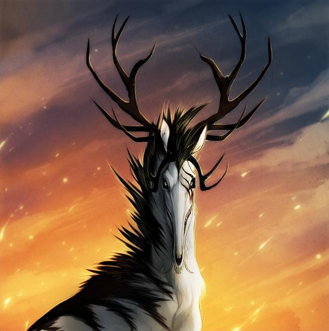 Fiery Spirit by SmolderBone