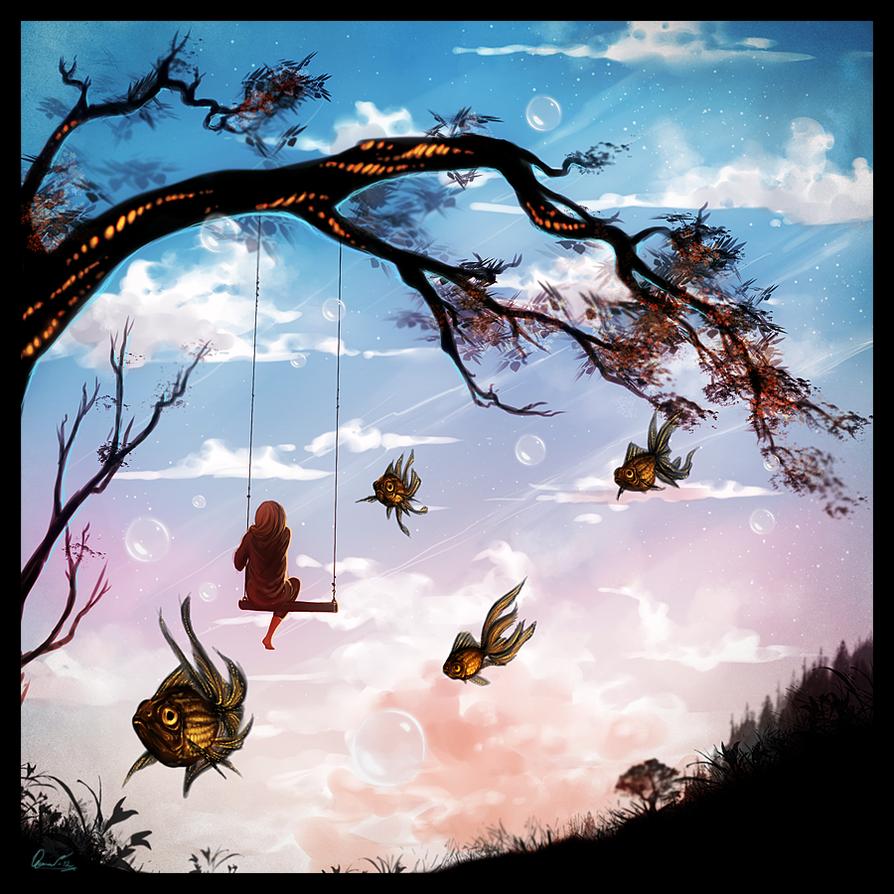 Dream of Flying by SmolderBone