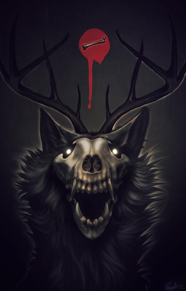 Bone for a Bonehead by SmolderBone