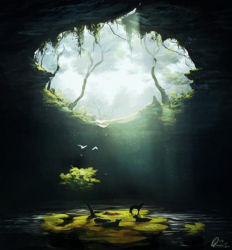 Wolfden by SmolderBone